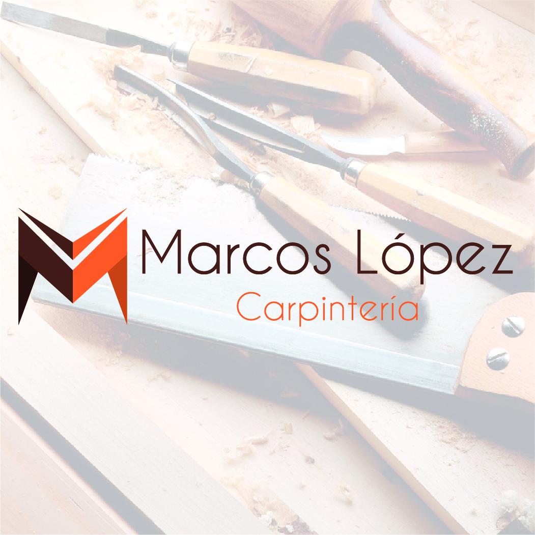 Imagen Corporativa Marcos López Carpintería