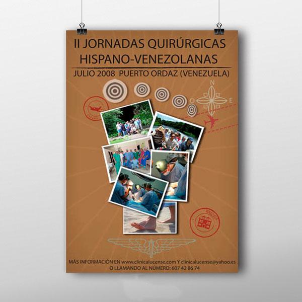 Cartel Jornadas Quirúrgicas