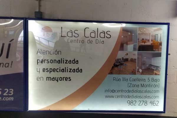 servicios Las Calas Centro de Día