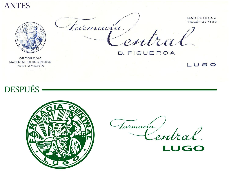 Logo Farmacia vectorizado