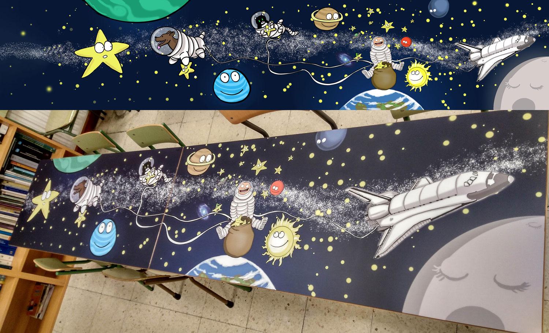 recolectores de estrellas